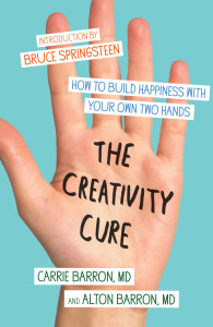 CREATIVITY CURE FINAL PAPERBACK COVER