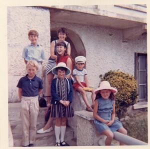 Aug. 1964-66 - s6children