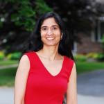 Writer Padma Venkatraman
