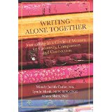 writing alone together book cover