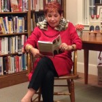 fiction author helen deines at library