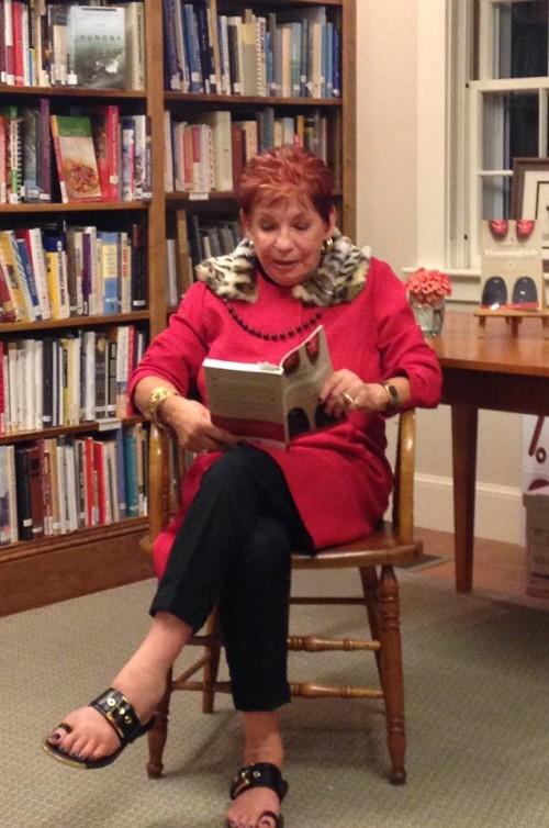 fiction author helen deines at willett library