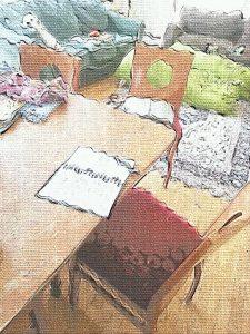 living room journal