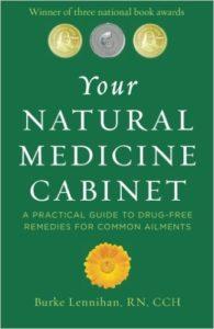 book cover natural medicine