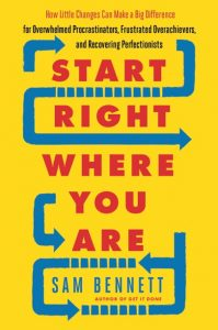 start right where you are book cover