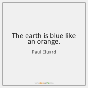 Paul Eluard Quote
