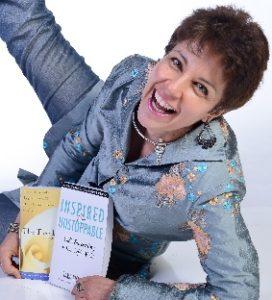Tama Kieves with books
