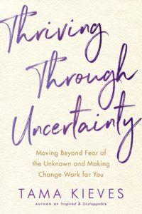 Tama Kieves new book