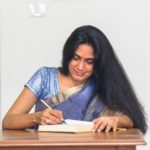 Padma Venkatraman, author of middle grade novel