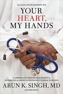 Dr. Arun Singh's book