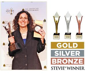 Book Coach Lisa Tener Stevie Awards