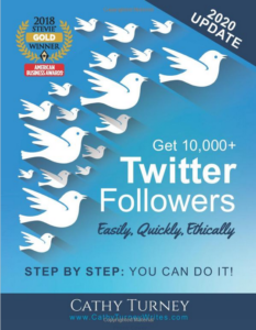 Cover of Get 10,000+ Twitter Followers