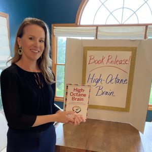 health book release High Octane Brain
