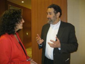 Jon Lieff, MD and book coach Lisa Tener