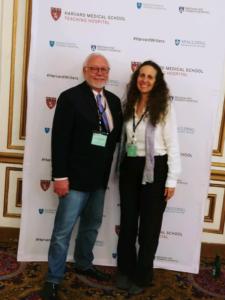 Dr. James Zender and Lisa Tener